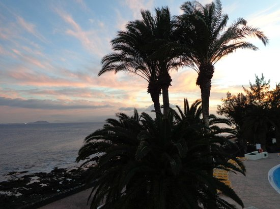 IBEROSTAR Lanzarote Park - TEMPORARILY CLOSED : Always a beautiful view from our suite