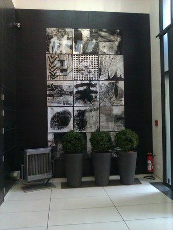 H10 Berlin Ku'damm: Eingangsbereich