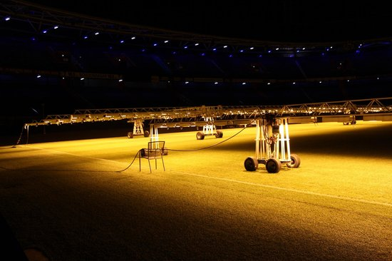 Stadium Feijenoord (De Kuip): Fijenoord Stadium 1