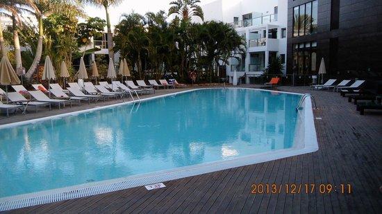 R2 Bahia Playa: basen podgrzewany