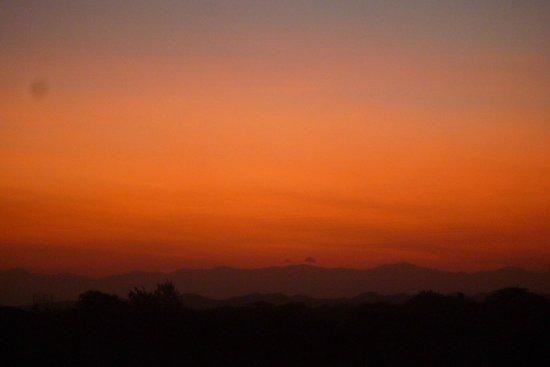 Amboseli National Park: Sunset at Amboseli