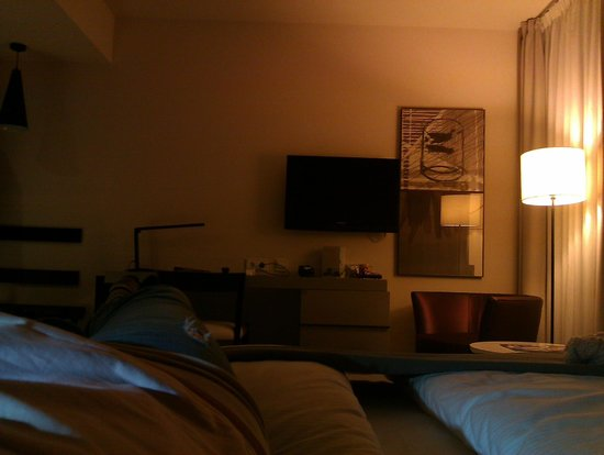 H10 Berlin Ku'damm : Aussicht vom Bett aus