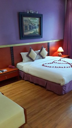 Hanoi Sky Hotel: Junior Suite