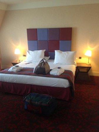 Radisson Blu Hotel at Disneyland Paris : Bedroom 2