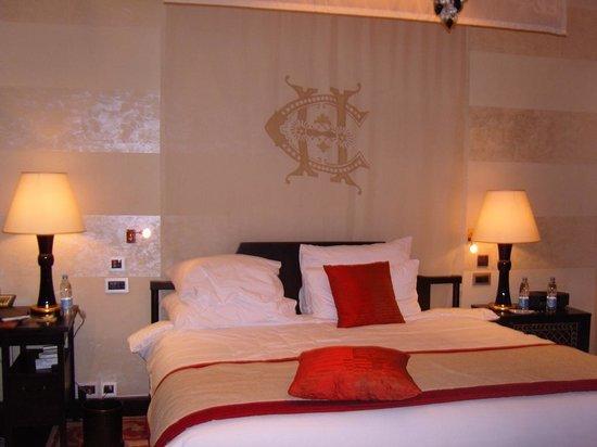 Sofitel Legend Old Cataract Aswan: luxury room