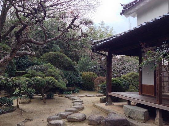 Kitsuki Castle Town: 磯矢邸