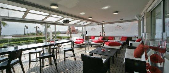 Terraza Omega Bar5 Picture Of Hotel Neptuno Valencia