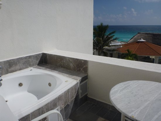 Hotel Casa Turquesa: ocean view room