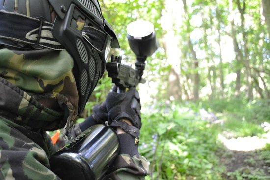 Wild Park Derbyshire: Become a sniper....