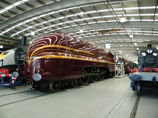 Locomotion: The National Railway Museum at Shildon: Duchess Of Hamilton