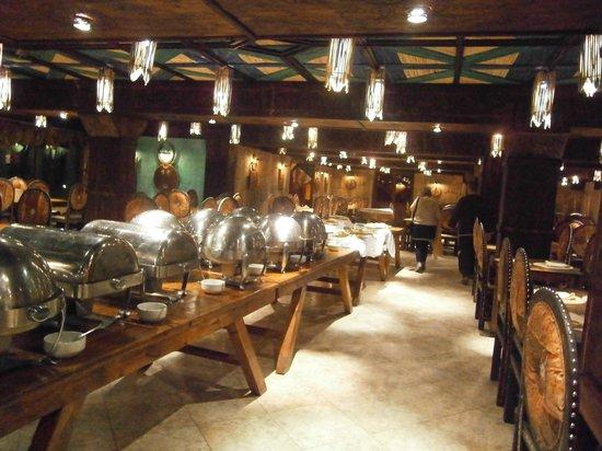 Hotel Xaluca Dades: la sala da pranzo