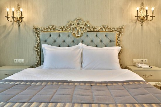 Cassiel Hotel: Grand Deluxe Room