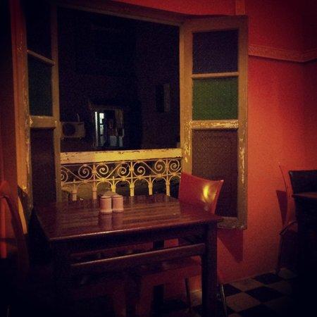 Earth Cafe Marrakech: Earth Cafe