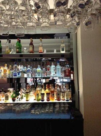 Arden Park Hotel: the menu