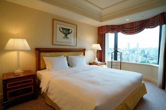 RIHGA Royal Hotel Tokyo: ベッドルーム