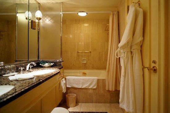 RIHGA Royal Hotel Tokyo: バスルーム