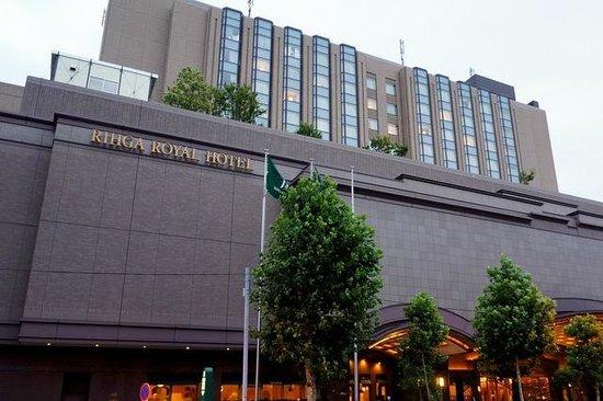 RIHGA Royal Hotel Tokyo: 外観