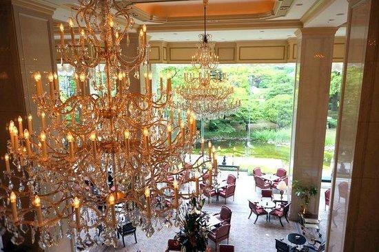 RIHGA Royal Hotel Tokyo: ロビー