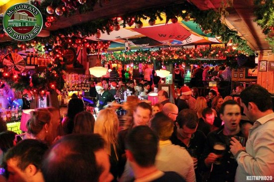 Mc Gowans of Phibsboro: Party Nights