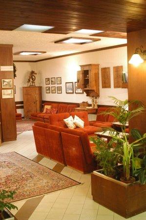 Hotel San Matteo: SALA SOGGIORNO
