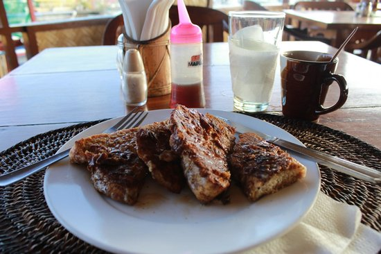 Seadive: french toast