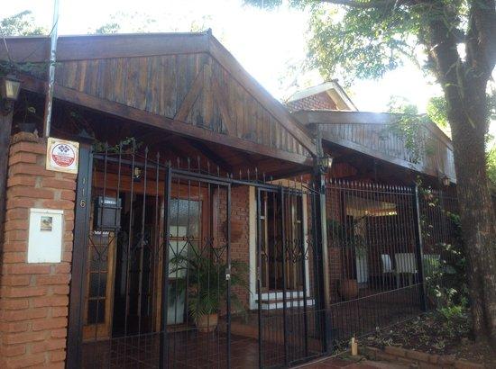 Guayra Guest House: Entrada