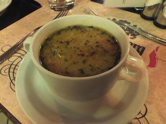 Kaltenberg : スープ美味しかったです