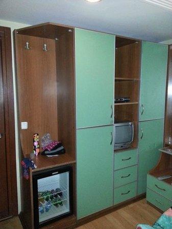 Hotel Pera Capitol: Furniture