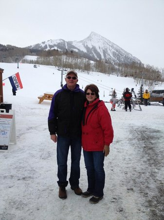 Grand Lodge Crested Butte : base area