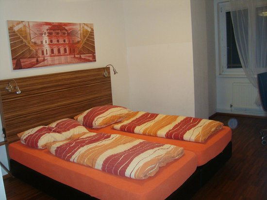 Royal Living Apartments - Vienna : Camera da letto