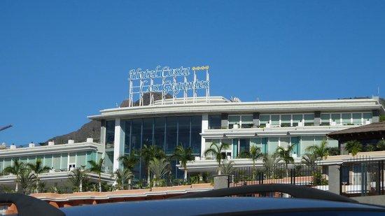 Be Live Family Costa los Gigantes: l arriere de l hotel