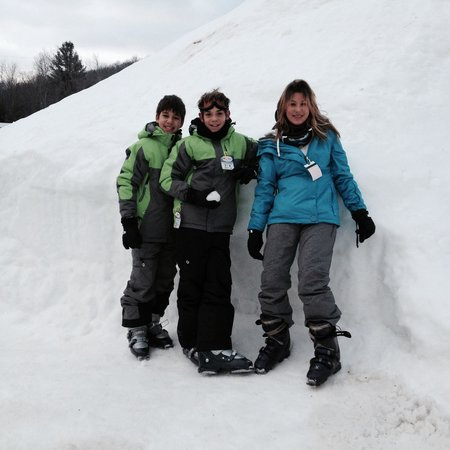 Okemo Mountain Resort : First time @ okemo