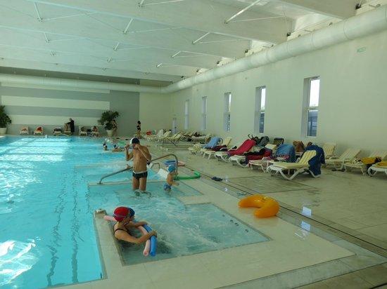 Hotel Universal Abano Terme : Бассейн закрытый