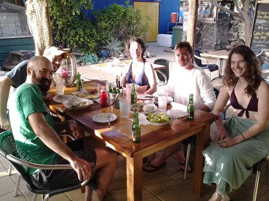 Reef and Beef Aruba: the 'professors'