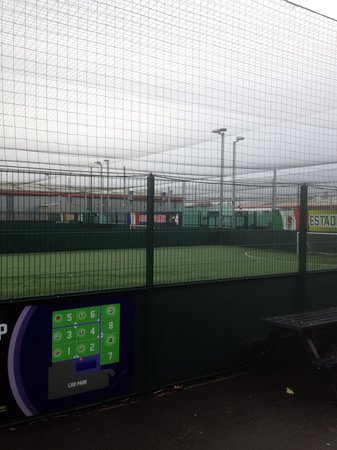 Goals Soccer Centre Chester