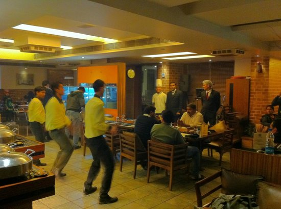 Barbeque Nation Team Dance (2)