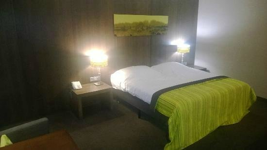 Van der Valk Hotel Arnhem: bedden zijn heerlijk