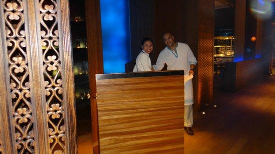 Nusantao: Exceptional professional staff