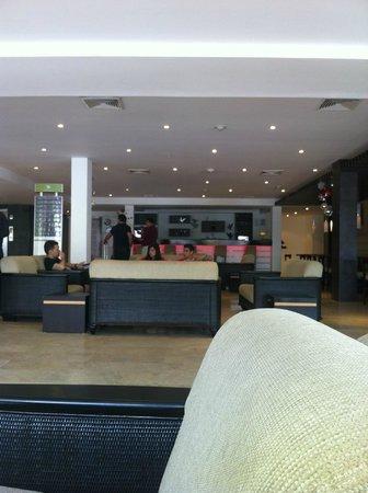 Hotel Kristoff: lobby