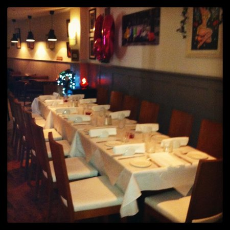 Simoncelli's Ristorante Italiano: We can cater for large parties!