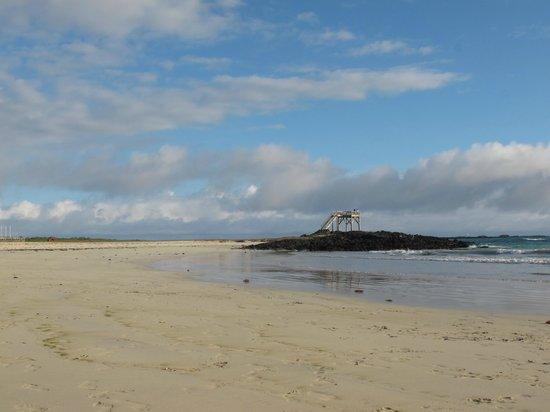 Sierra Negra: vista playa