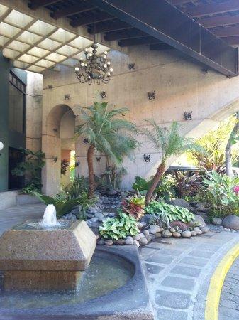 Radisson Hotel San Jose Costa Rica: Entry