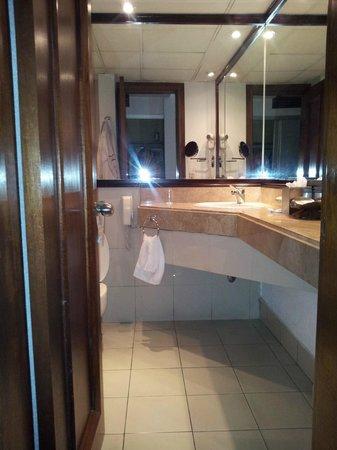 Radisson Hotel San Jose Costa Rica: Bathroom