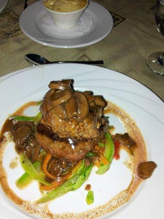 Radisson Hotel San Jose Costa Rica: Fabulous Food
