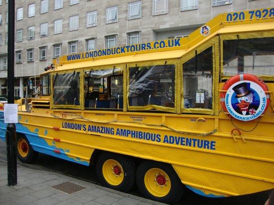 London Duck Tours: Após o passeio