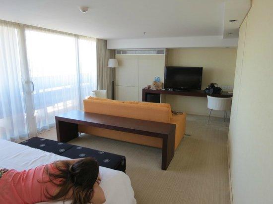 Hotel Urbano Posadas : Habitación