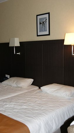 Baltiya Hotel : Вид номера