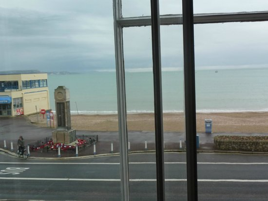 Hotel Prince Regent: Sea View