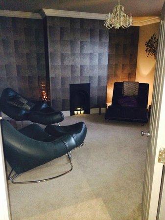 Alexandra House Spa: Relaxation room