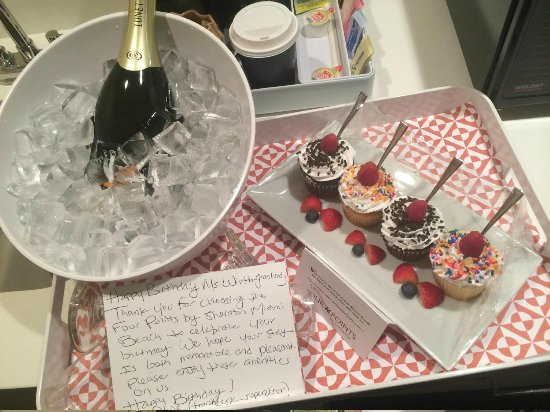 Four Points by Sheraton Miami Beach : What a wonderful welcome